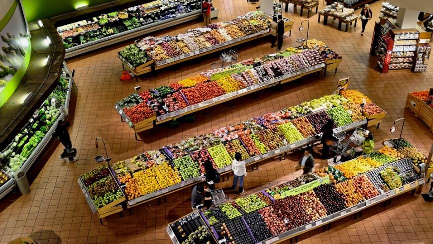 Bio-Supermarkt – Foto: pixabay