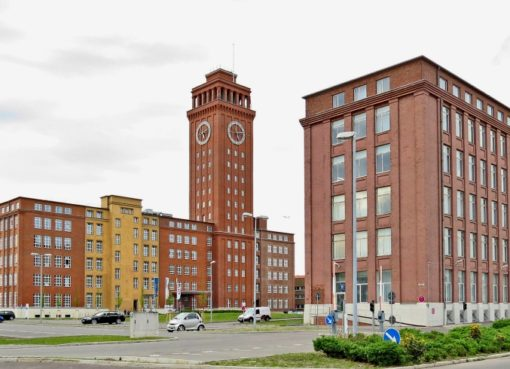 Siemensturm und Messgerätewerk
