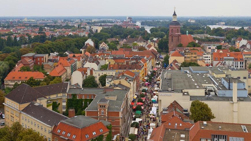 Die Altstadt Spandau