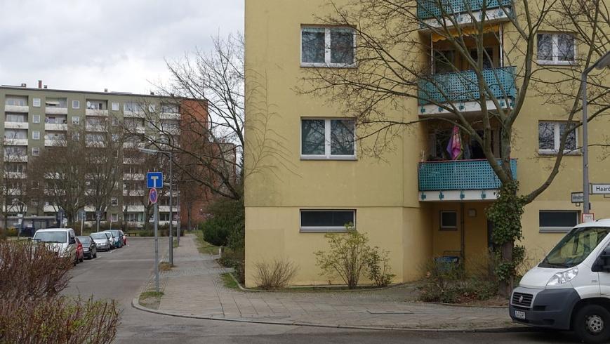 Falkenhagener Feld - Kellerwaldweg