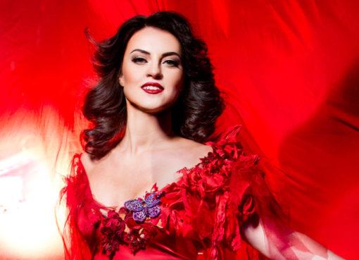 """Venera Gimadieva spielt die Hauptrolle der Amina in """"La Sonnambula"""""""
