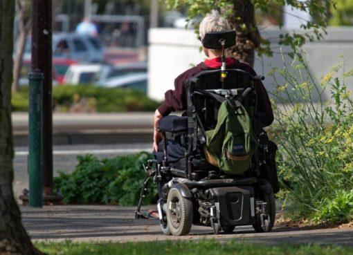 Mobilität für Behinderte