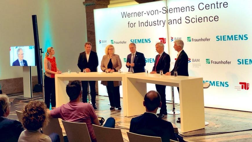 "Werner-von-Siemens Centre for Industry and Science"""