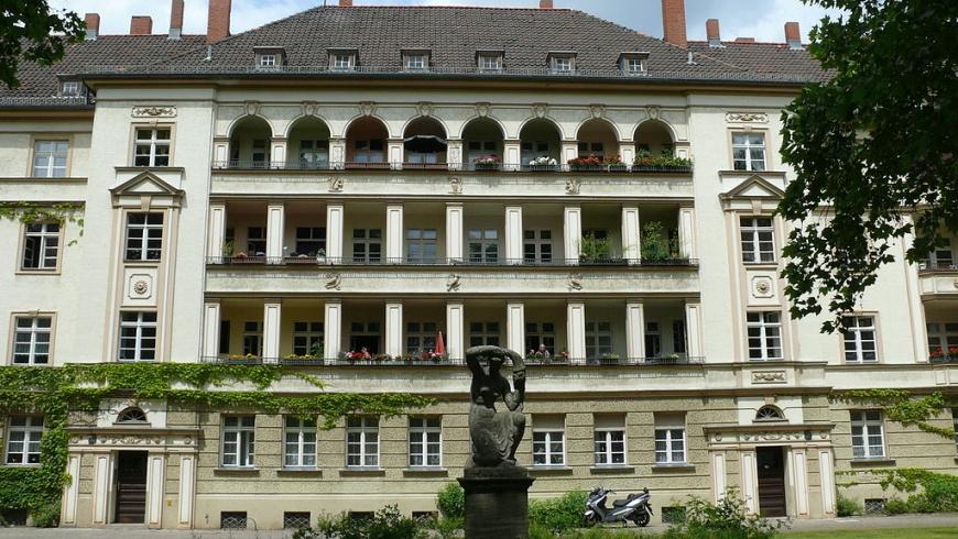 Haus Betckestraße