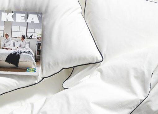 "IKEA Katalog mit""Work-Life-Sleep-Balance"""