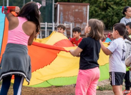 Familiensportfest im Koeltzepark