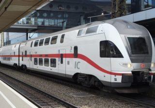 Neue IC-Züge Dresden-Berlin-Rostock