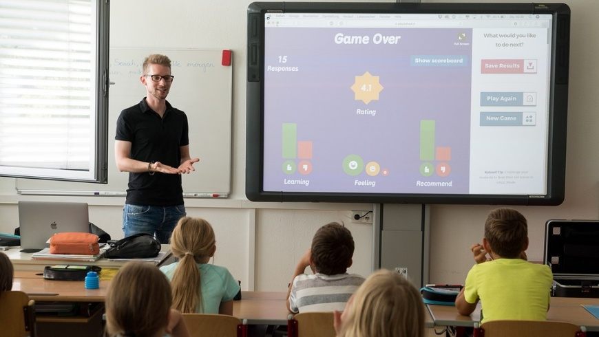 Lehrer in Berlin