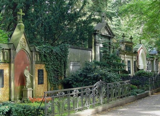 Friedhof In den Kisseln