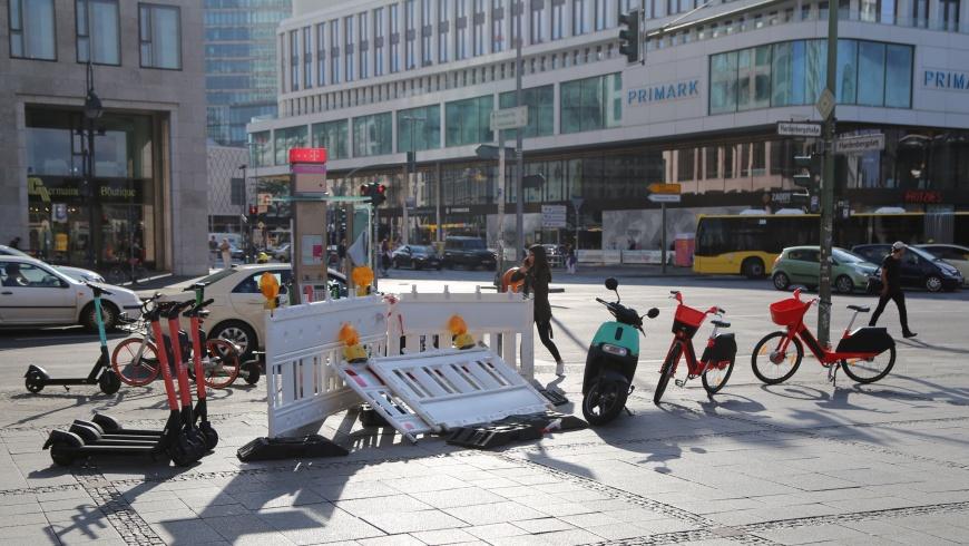 Chaos: neue Mobilität