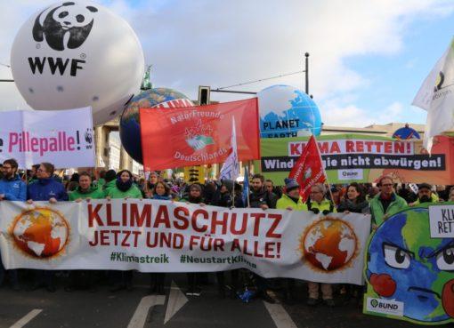 Klimaschutz-Aktionstag am 29.November 2019