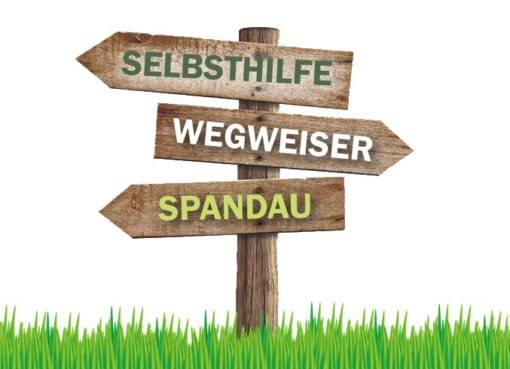 """""""Selbsthilfe-Wegweiser Spandau"""""""