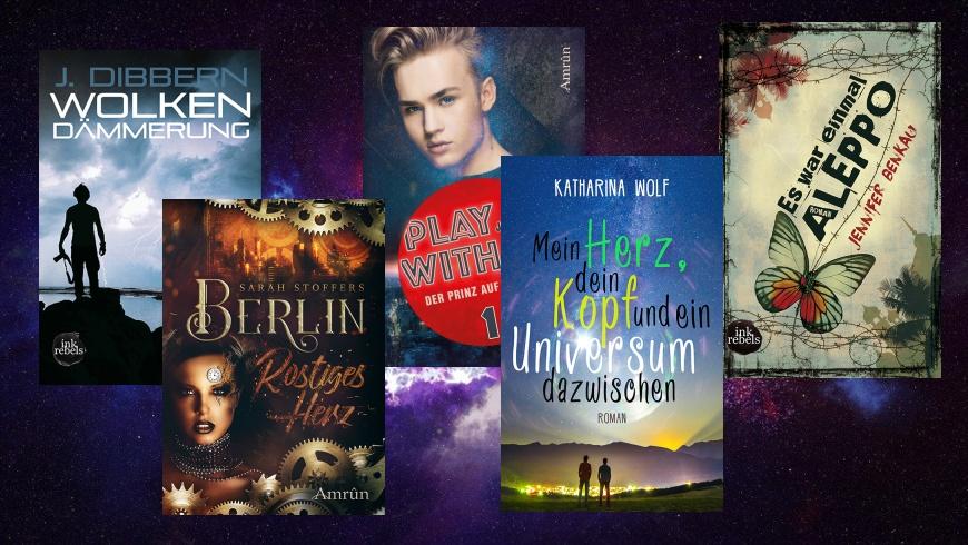 amrun - Verlag - aktuelle Bücher