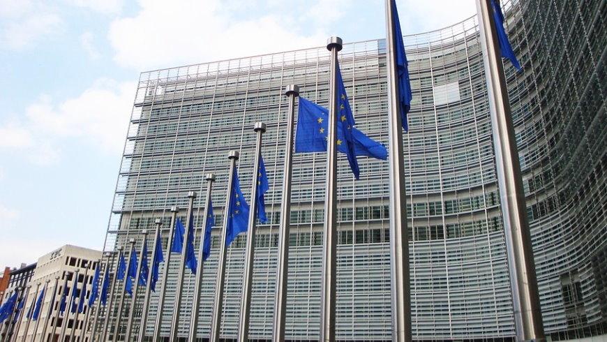 Berlaymont-Gebäude in Brüssel