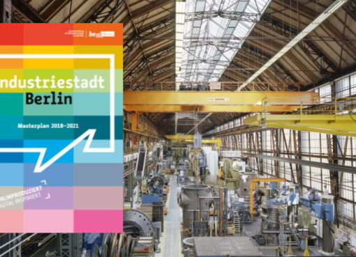 Masterplan Industrie Berlin 2018-2021