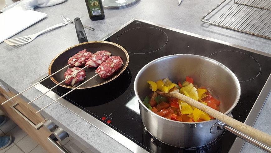 Kochen multikulti