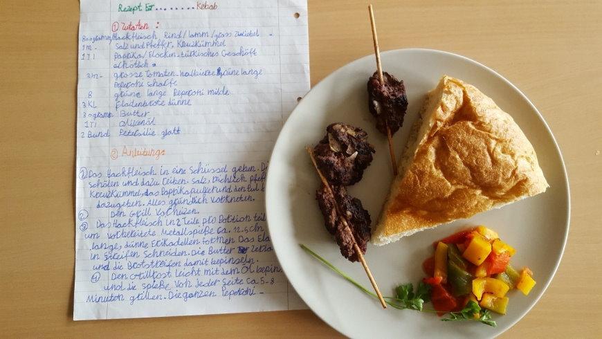 Chancenpartnerschaften: Kochen Multikulti - Foto: Aaron Schmidt