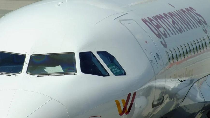 Germanwings stillgelegt