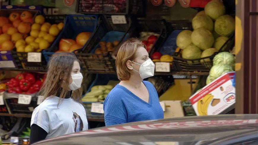 Maskenpflicht in Berlin