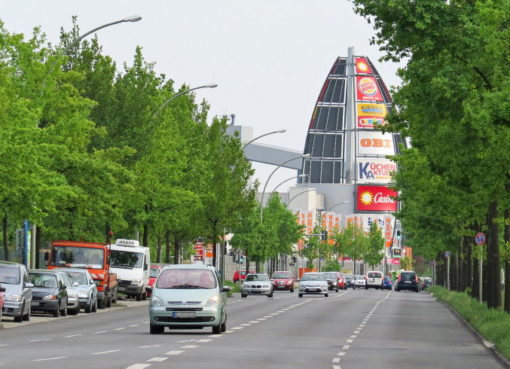 Paulsternstraße in Haselhorst