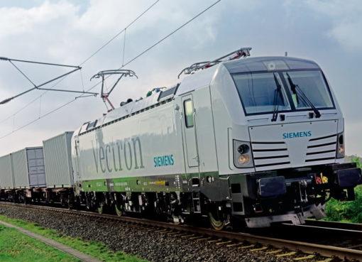 Vectron-Lokomotive