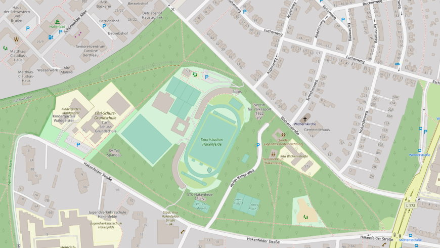 Stadion Hakenfelde