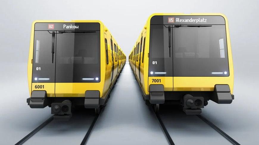 U-Bahn-Wagen der Baureihen «JK» und «J»