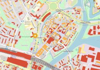 Altstadt Spandau im Berliner Energieatlas