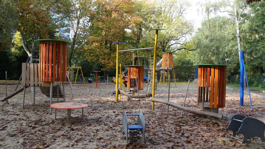 Spielplatz am Südparkteich