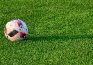 Fusball-Rasen