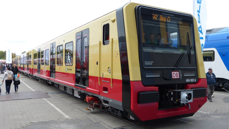 Neue S-Bahn BR 483/484