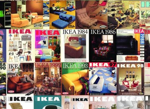 70 Jahre IKEA Katalog - Druck wird eingestellt