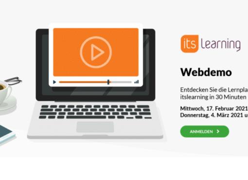 Lernplattform itslearning