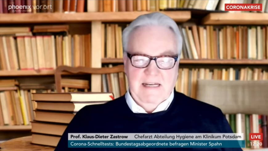 Prof. Dr. Klaus-Dieter Zastrow