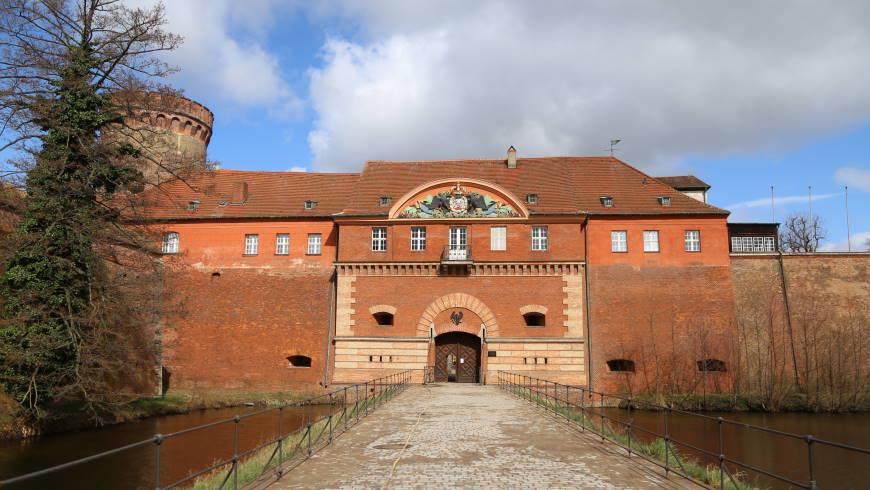 Torhaus der Zitadelle Spandau