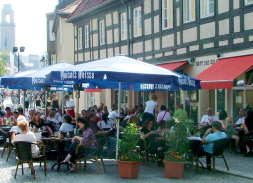 Restaurant Satt & Selig in der Spandauer Altstadt