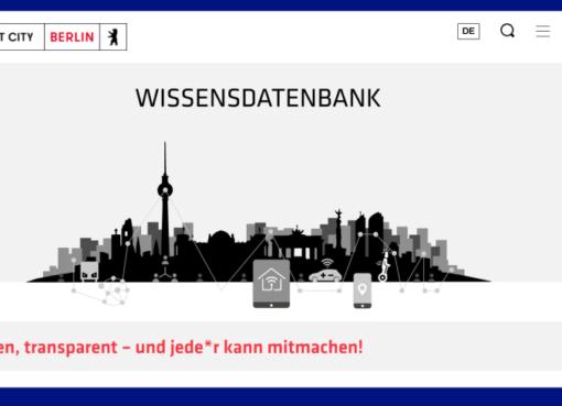 Smart City Strategie Berlin