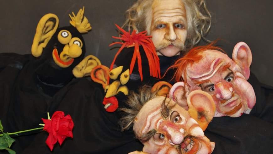 """Bohème - Berliner Pantomime Ensemble"""