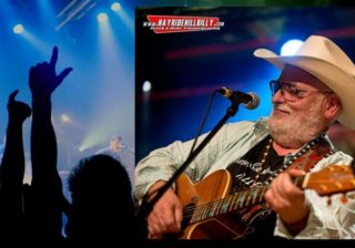 Larry Schuba live on Stage