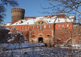 Zitadelle Spandau im Winter